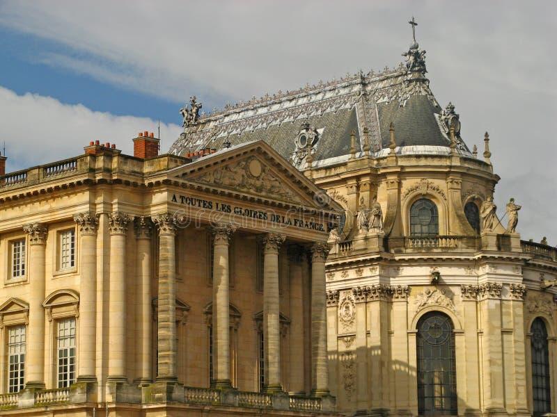 Paleis van Versailles 02 royalty-vrije stock afbeelding