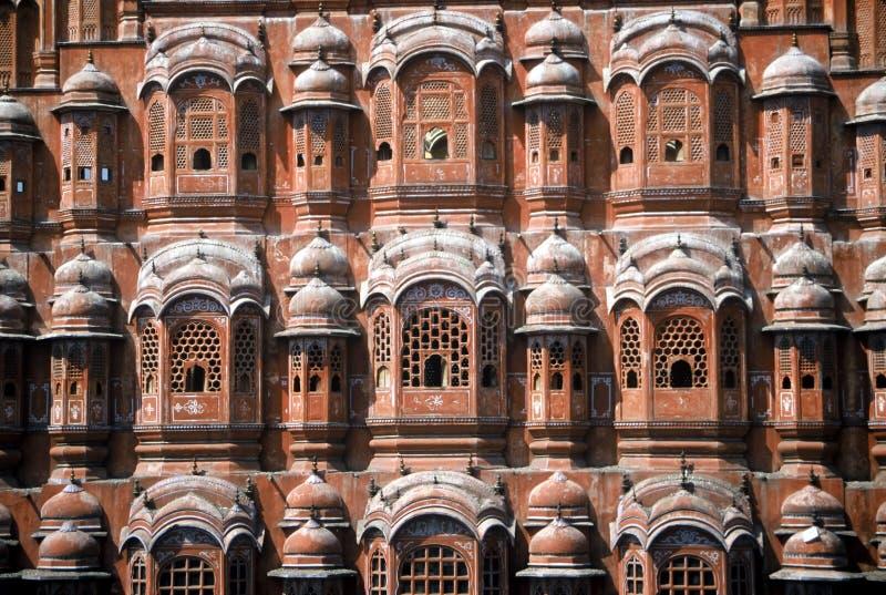 Paleis van Winden, India stock afbeelding