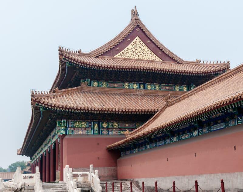 Paleizen van de Keizer royalty-vrije stock afbeelding