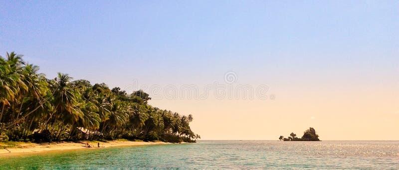 Paleleh het lange eiland reizen stock fotografie