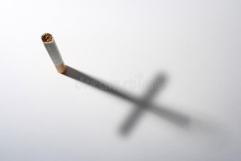 palenie zabija fotografia royalty free