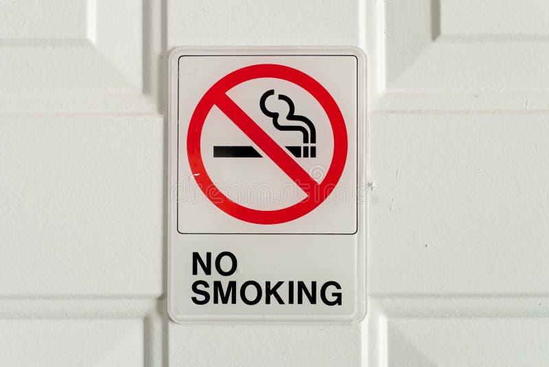 palenie zabronione zdjęcia stock