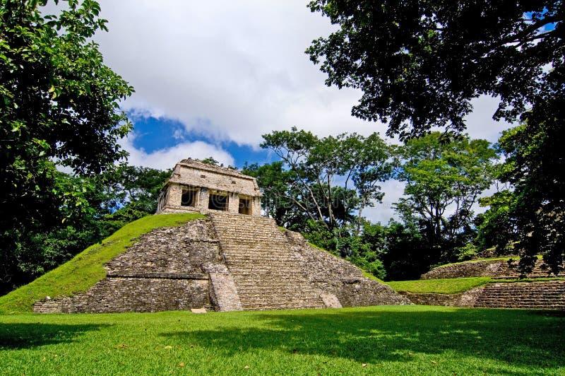 Palenque 01 immagine stock