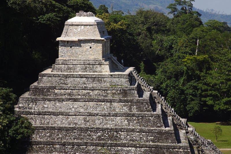 palenque arkivbild