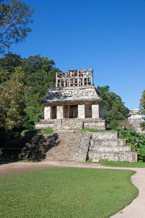 Palenque, México fotos de archivo
