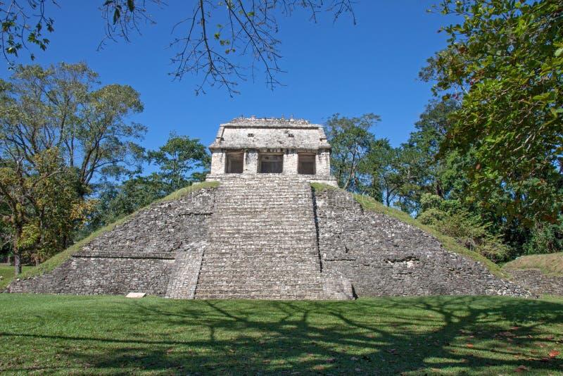 Palenque, Meksyk obrazy royalty free