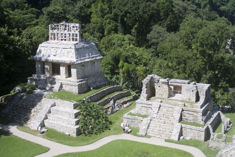 Palenque - Mexico royalty-vrije stock foto's