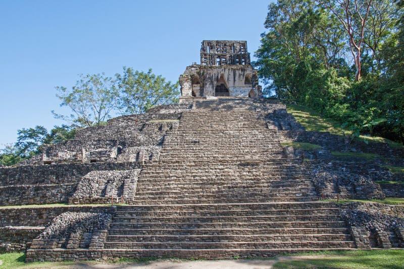 Palenque, Mexico royalty-vrije stock foto