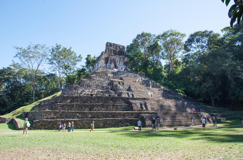 Download Palenque, Mexico editorial stock photo. Image of heritage - 38701908