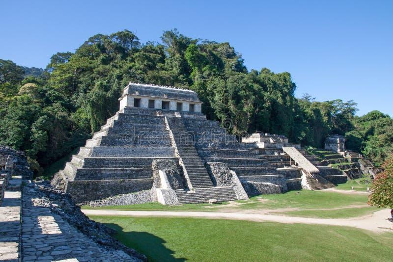 Palenque, Mexico stock photo