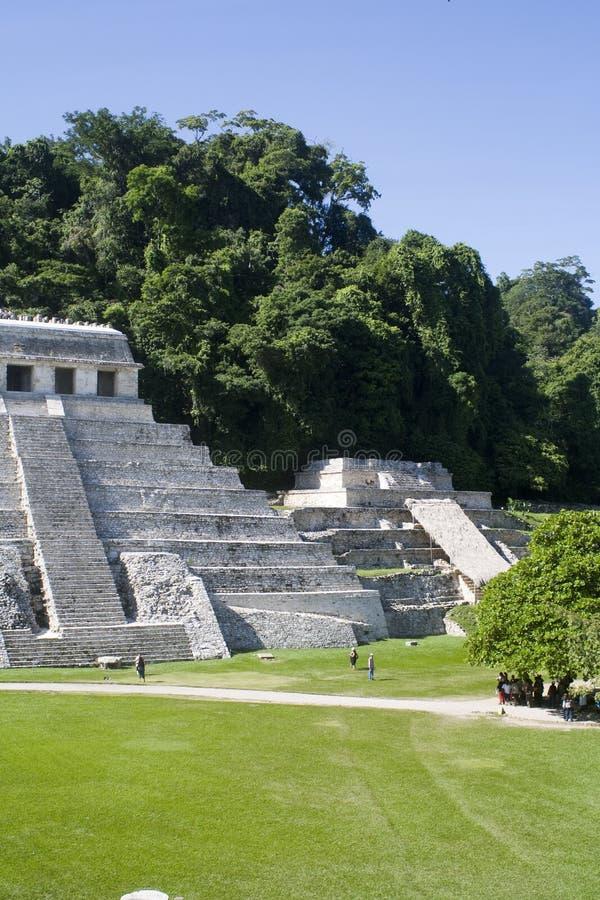 Palenque - Mexiko stockfotografie