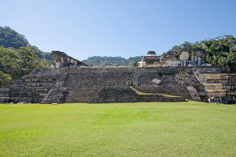 Palenque, Mexique photo stock