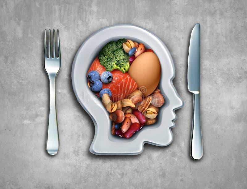 Paleo Diet Food Symbol stock illustration