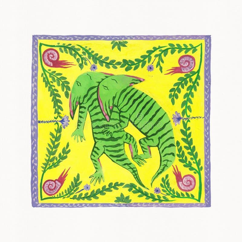 Paleontología libre illustration