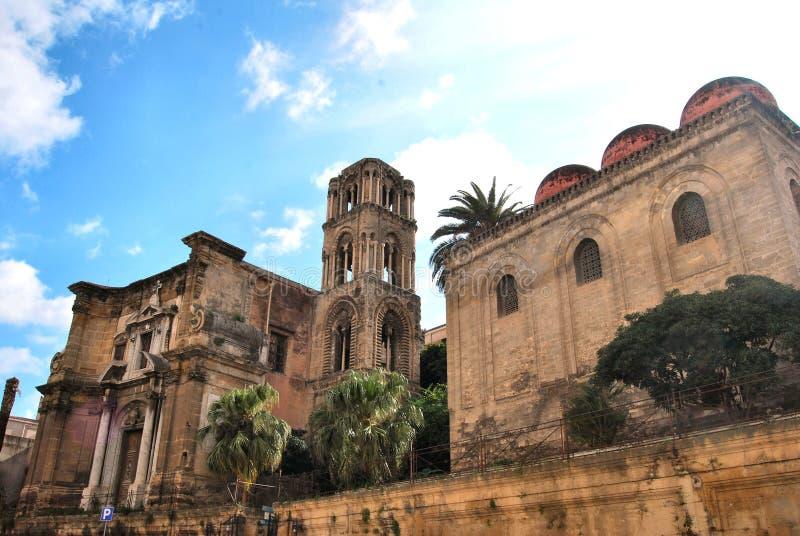Palerme - la Sicile image libre de droits