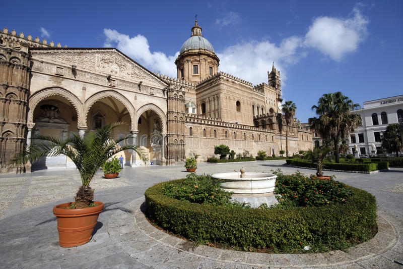 Palermo fotografia stock libera da diritti