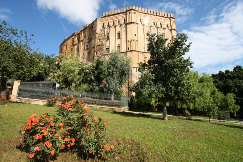 Palermo stockfotografie