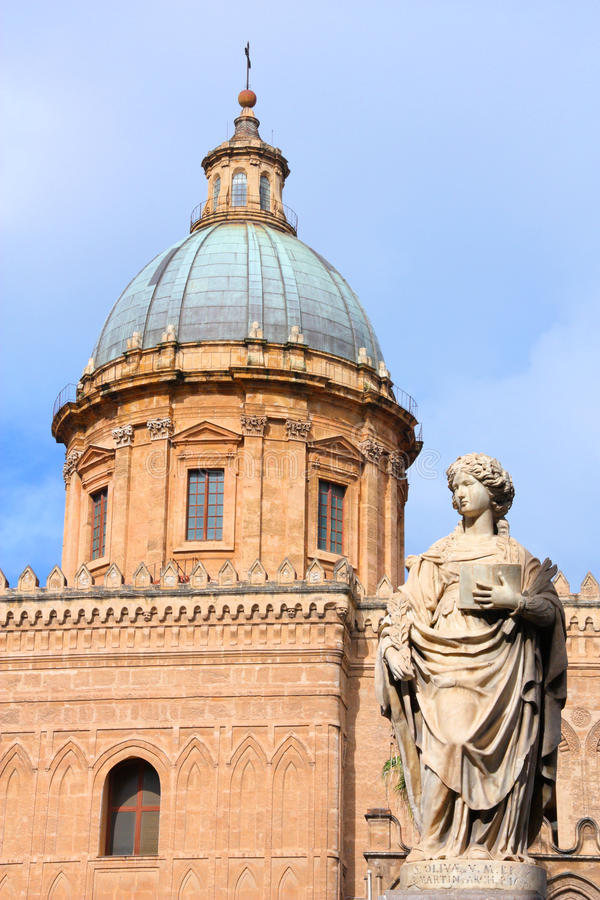 Palermo Royalty Free Stock Photography