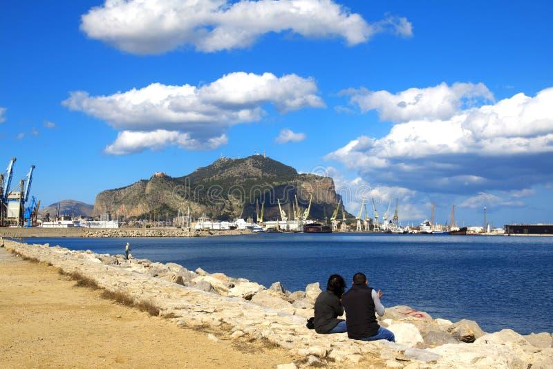 Palermo imágenes de archivo libres de regalías
