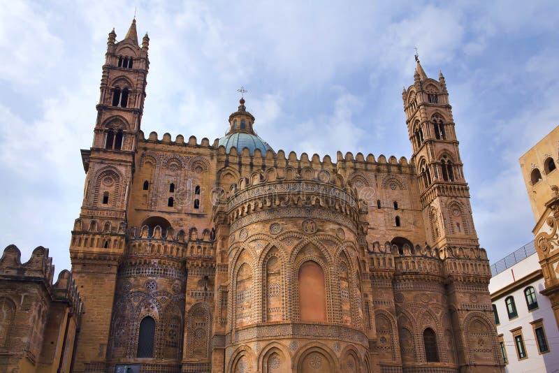 Palermo foto de archivo libre de regalías