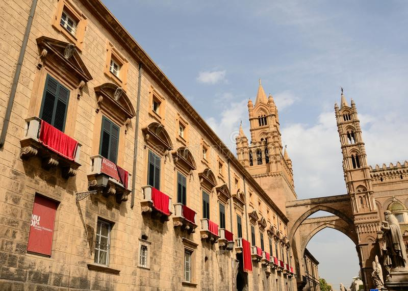 Download Palermo Cathedral Stock Photos - Image: 25767343