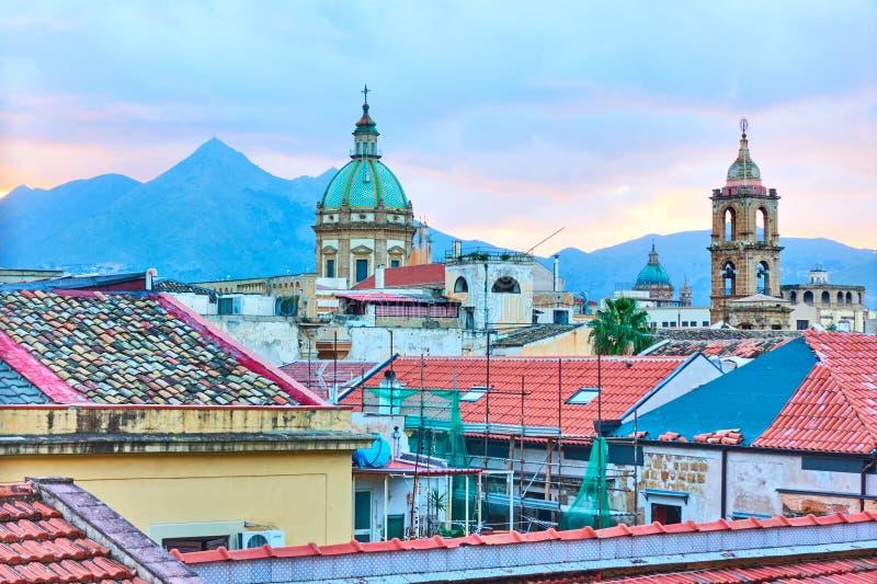 Palermo in Italia immagine stock libera da diritti