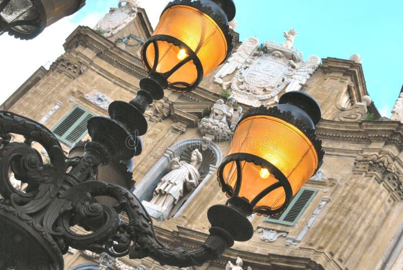 Palermo - la Sicilia fotografia stock libera da diritti