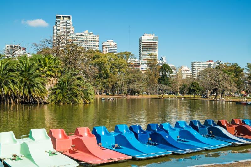 Palermo-Parks, Buenos Aires lizenzfreies stockfoto