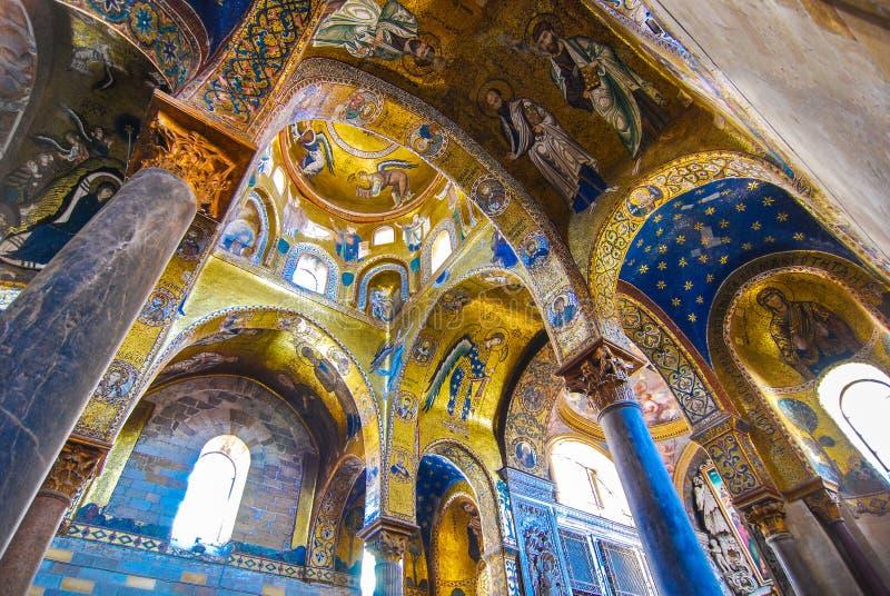 Palermo, Sicilia fotografía de archivo
