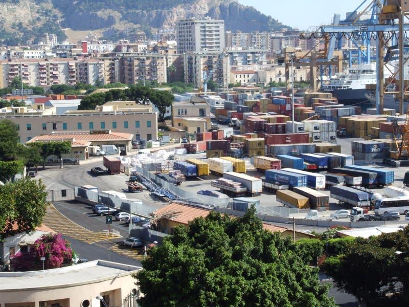 Palermo-Sicilia Italia - Creative Commons di gnuckx fotografie stock