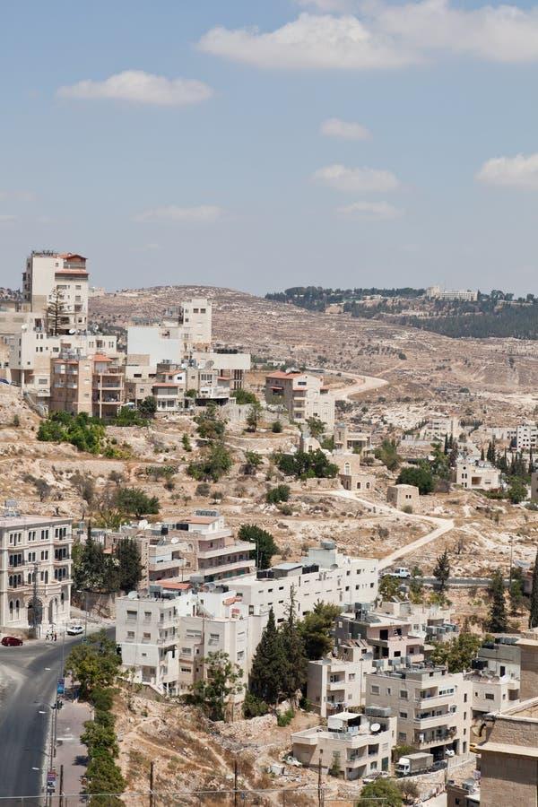palestin города Вифлеема стоковое изображение