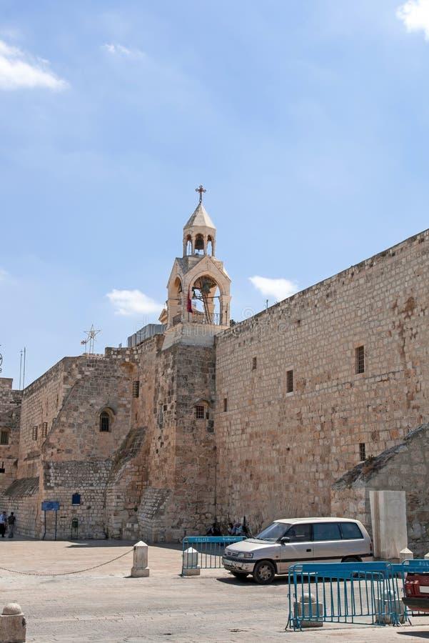 Palestin. Bethlehem. The Church of the Nativity royalty free stock photos
