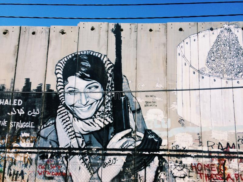 Palestina royalty free stock photography