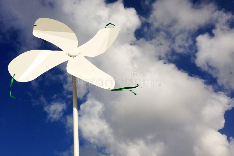 Paleta de viento imagen de archivo libre de regalías