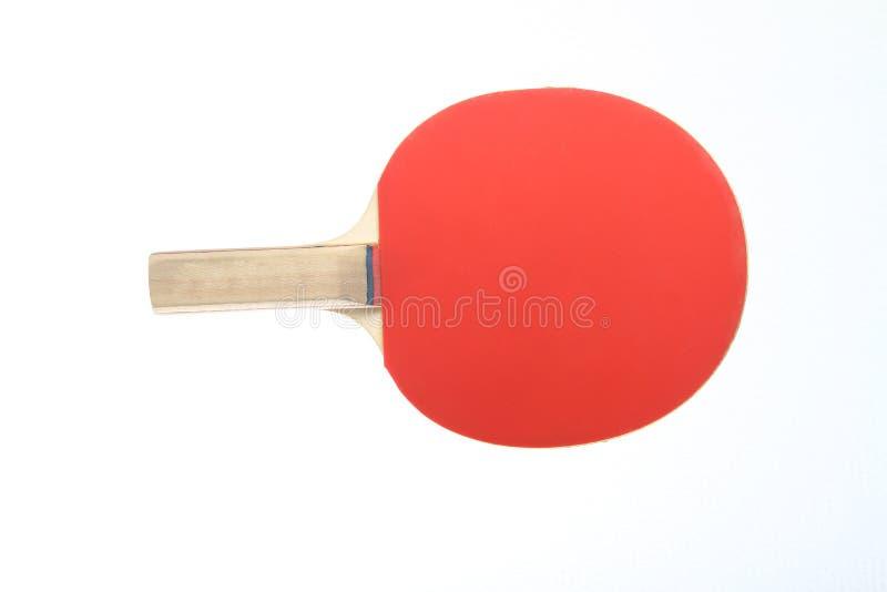 Paleta del ping-pong imagen de archivo