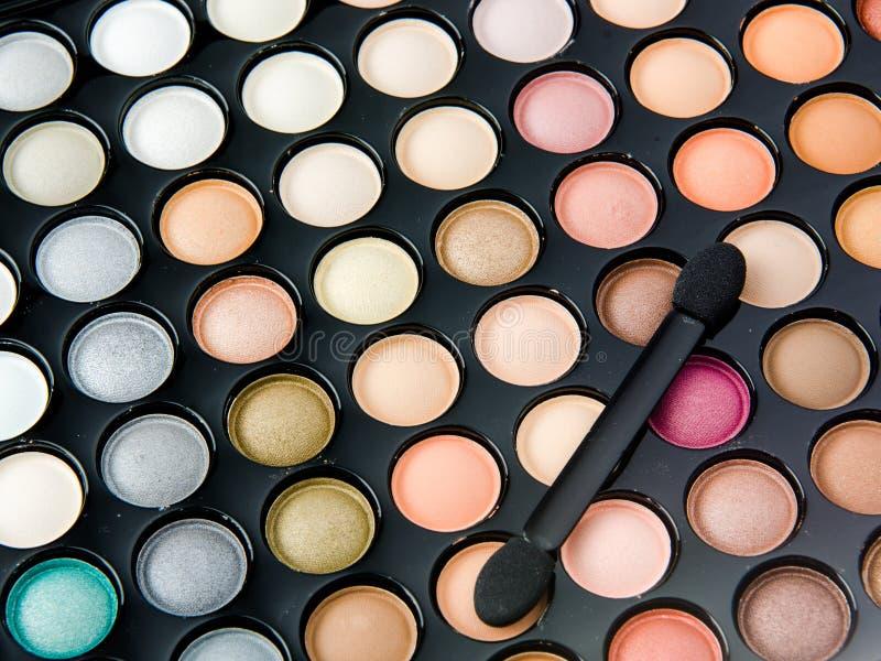 Download Paleta Profesional Del Maquillaje Foto de archivo - Imagen de manera, hermoso: 42433914