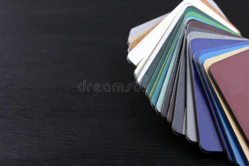 Paletas individuales foto de archivo
