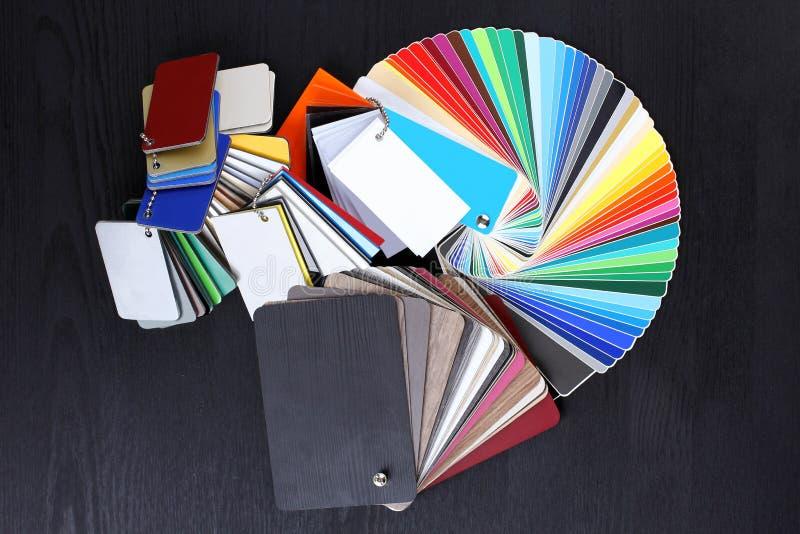 Paletas individuales foto de archivo libre de regalías