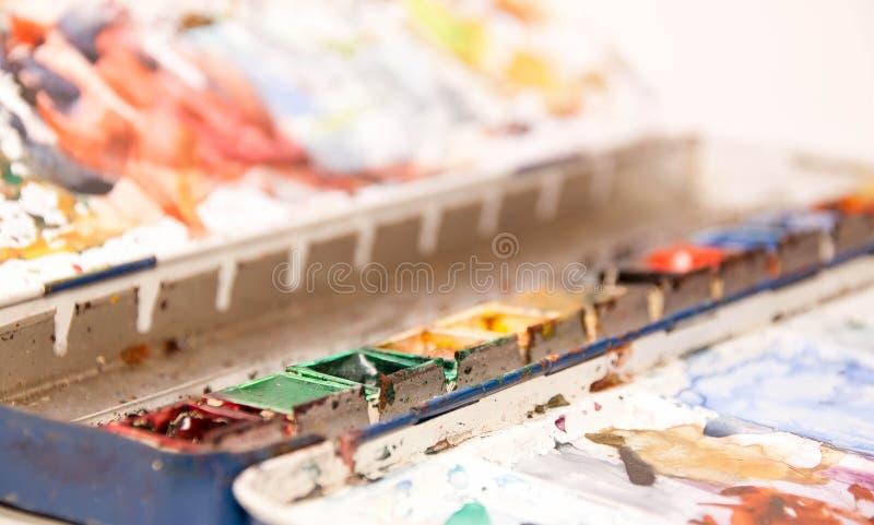 palette stock foto