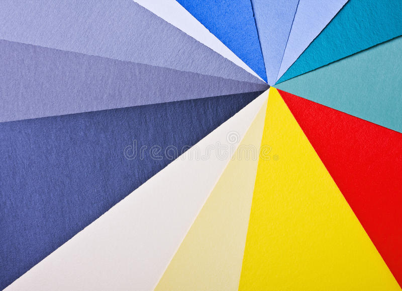 Download Palette Samples Laminated Cover Stock Photo - Image: 26770742
