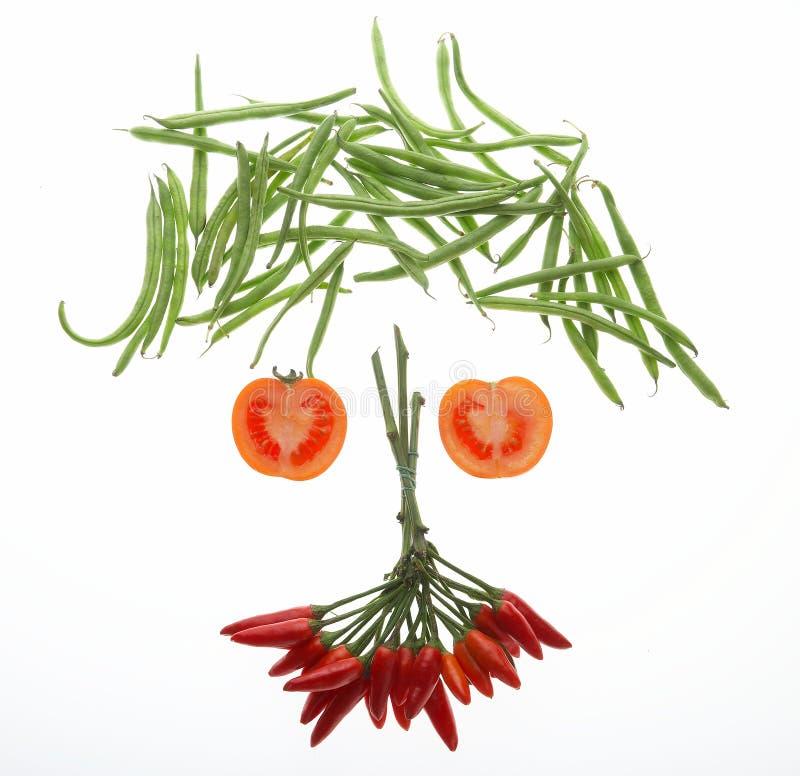 Download Palhaço imagem de stock. Imagem de mercado, feijões, jardim - 536391