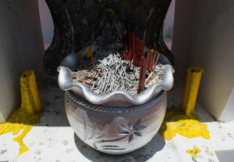 palillo de ídolo chino fotografía de archivo