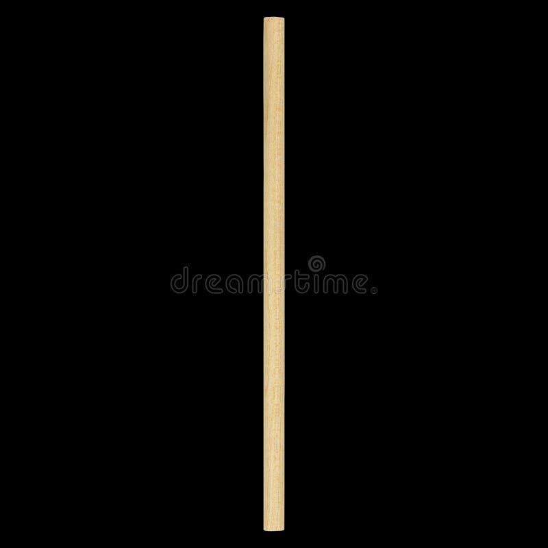 Palillo de madera foto de archivo