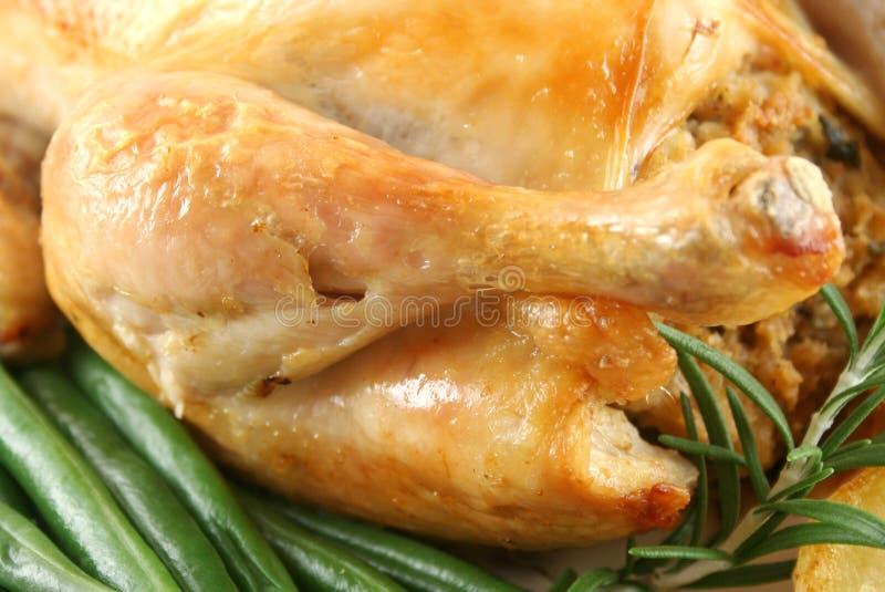 Palillo de pollo fotografía de archivo
