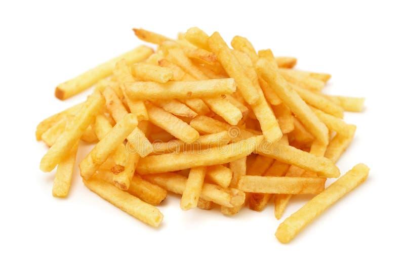 Palillos de la patata frita foto de archivo libre de regalías