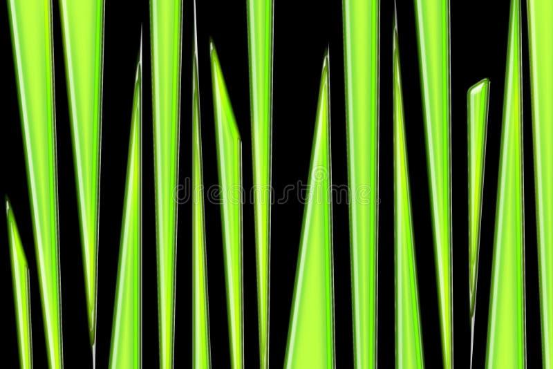 Palillos del resplandor ilustración del vector