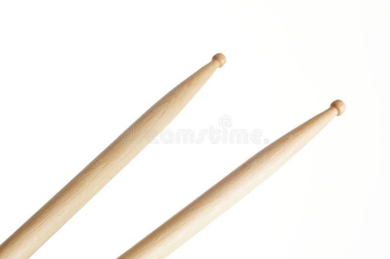 Palillos del tambor fotografía de archivo libre de regalías