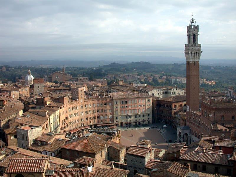 Palio di Siena arkivbilder