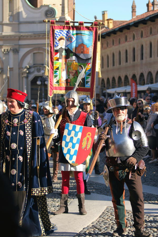 Download Palio Of Vigevano Italy Editorial Photography - Image: 21904667