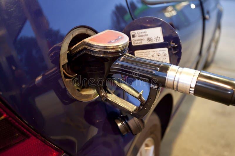 paliwowa pompa obrazy royalty free